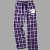 Custom - boxercraft F20 Team Pride Flannel Pant with Taping