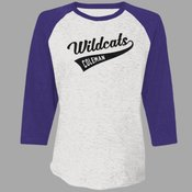Adult Raglan TriBlend T-Shirts