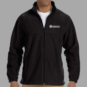 EMB - M990 Harriton Men's 8oz. Full-Zip Fleece