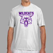 Wildcats - N3142 A4 Short-Sleeve Cooling Performance Crew Neck T-Shirt
