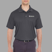 EMB - 8210 - UltraClub Men's Cool & Dry Mesh Piqué Polo